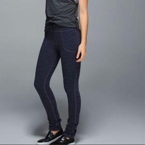 Lululemon Skinny Will Pant Purple- size 8